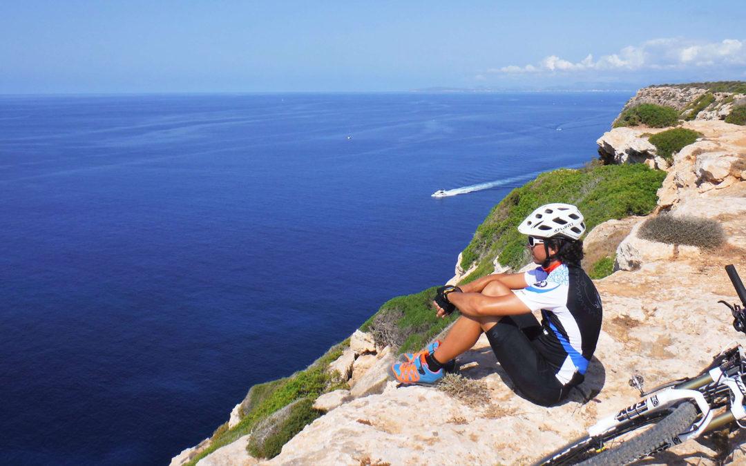 Film Cycling In Mallorca