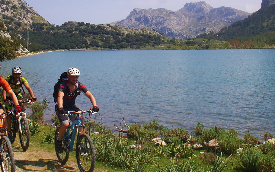 Vuelta a Mallorca en Mountainbike