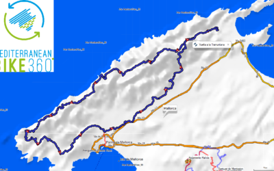 Tour in stages – Tour around the Serra of Tramuntana