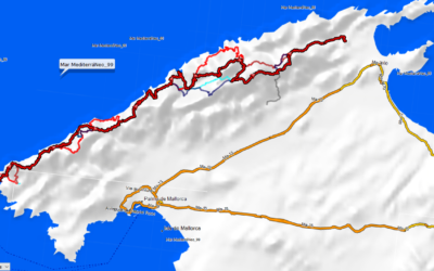 Tour in stages Trans Tramuntana