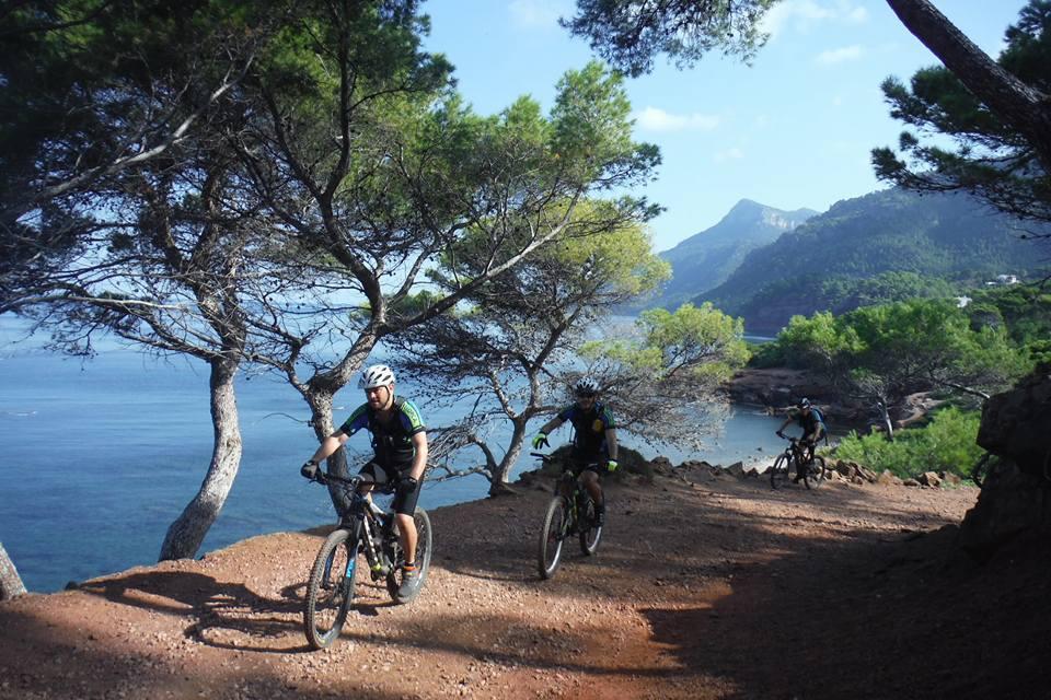 Las 5 mejores rutas fáciles en MTB por Mallorca