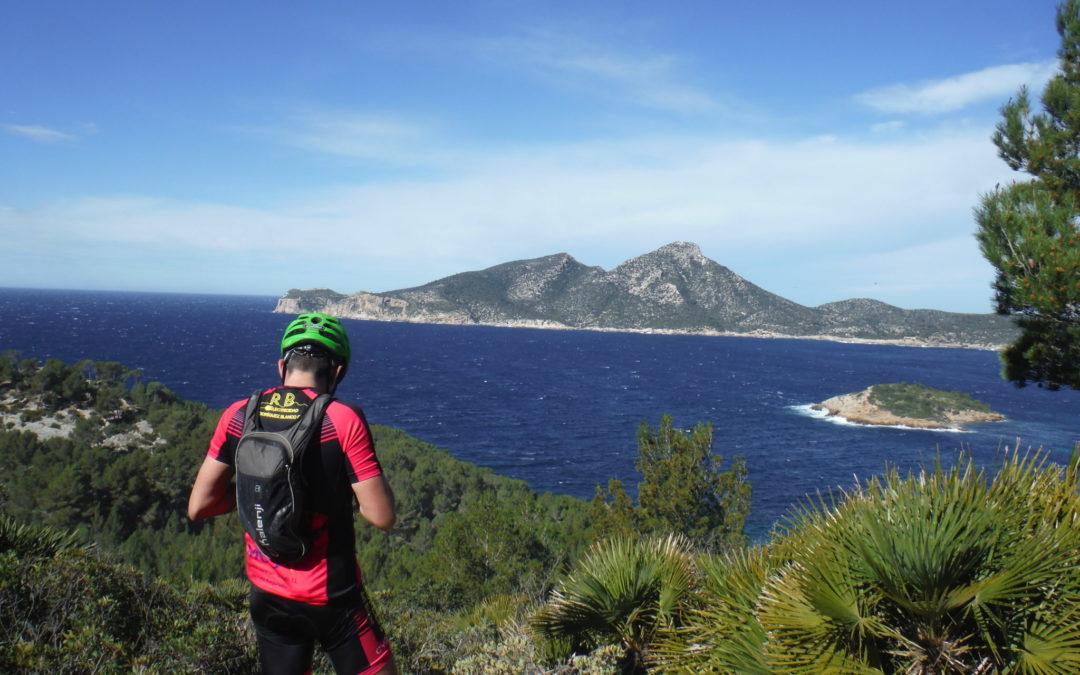 Pack rutas ciclistas en Mallorca