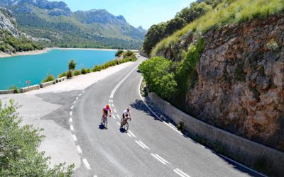 The 5 best routes around Mallorca in roadbike