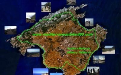 La Mallorca más salvaje by Mediterraneanbike360ª bike tours in Mallorca