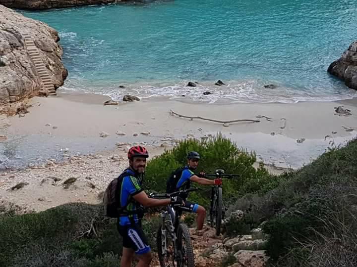 Las 5 mejores rutas en MTB por Mallorca