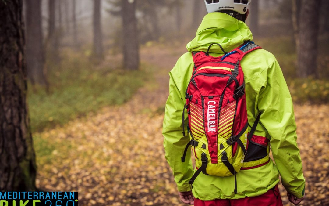 What do I need to take in my MTB rucksack?