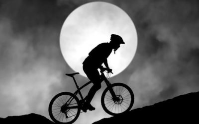 Tips to get you started on riding at night on your MTB